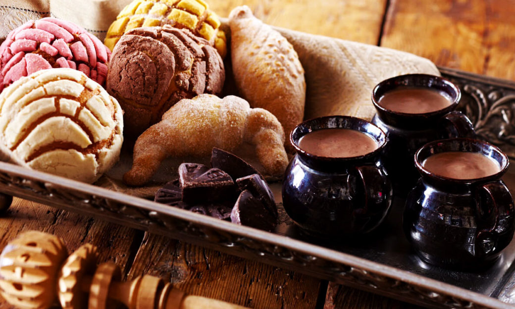 KIZH NATION Menudo Breakfast - Coffee and Pan Dulce